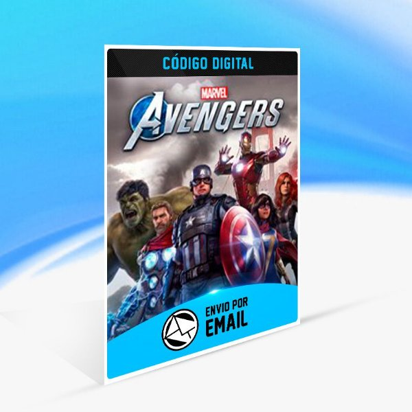 Marvel's Avengers - Xbox One Código 25 Dígitos