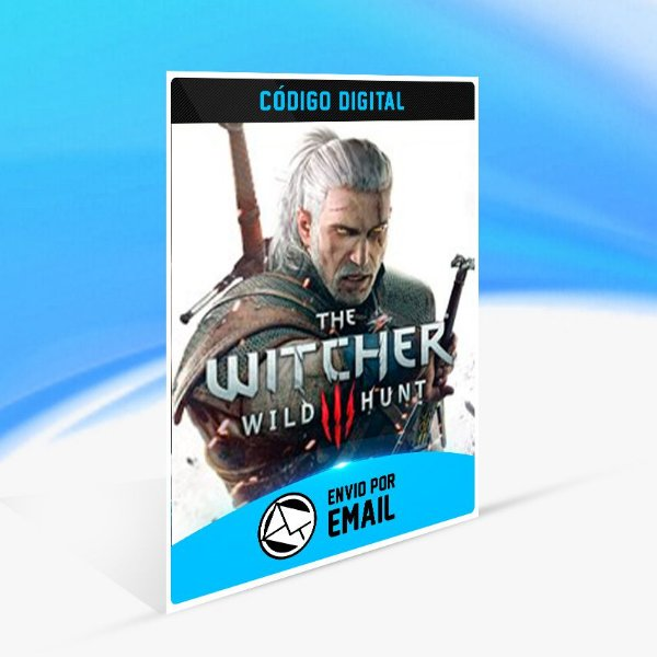 The Witcher 3: Wild Hunt – Complete Edition - Xbox One Código 25 Dígitos