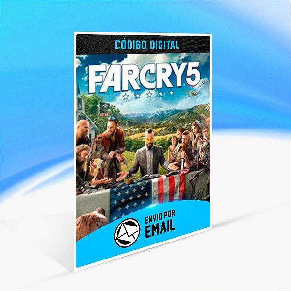 Far Cry 5 - Xbox One Código 25 Dígitos