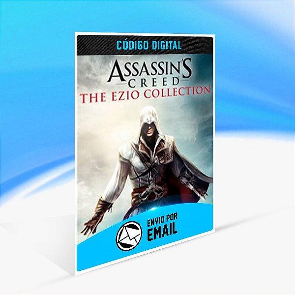 Assassin's Creed The Ezio Collection - Xbox One Código 25 Dígitos