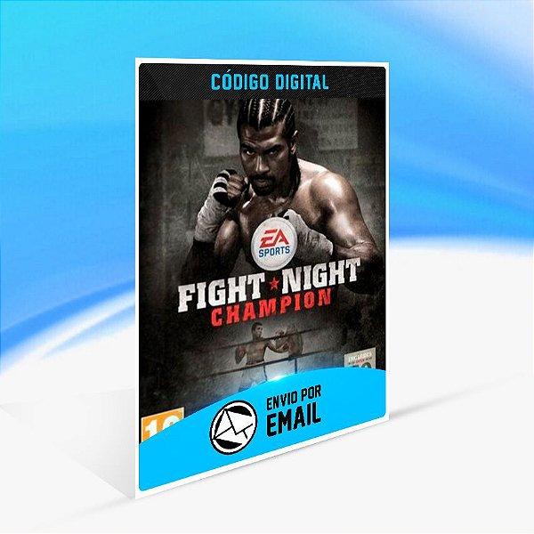 Fight Night Champion - Xbox One Código 25 Dígitos