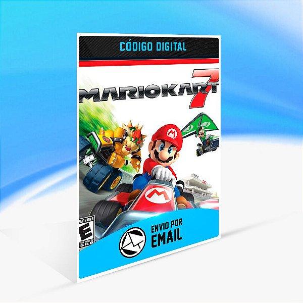 Mario Kart 7 - Nintendo 3DS Código