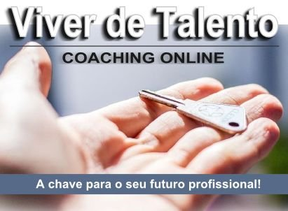 Viver de Talento - Mentoria online