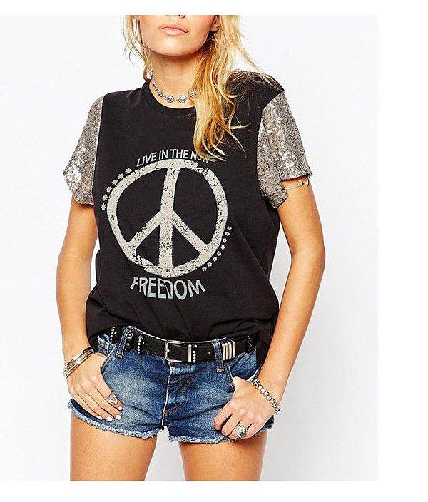 T-shirt Freedom