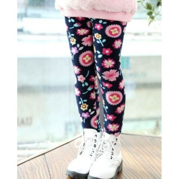 Legging Inverno Floral