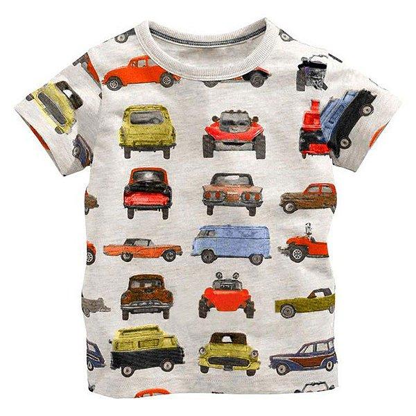 Camiseta Carros