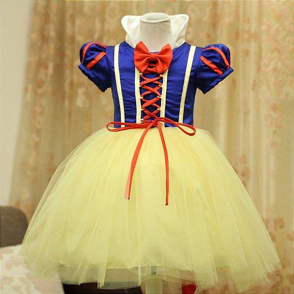 Vestido Princesa Personagem