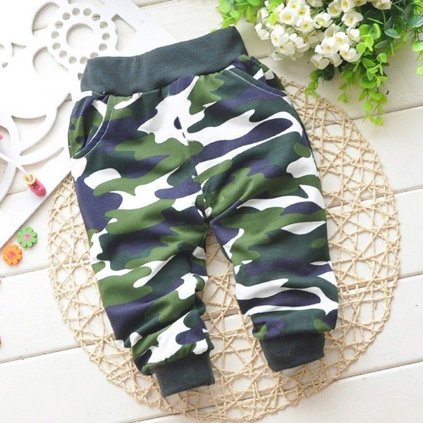 Calça Camuflagem - 2 cores