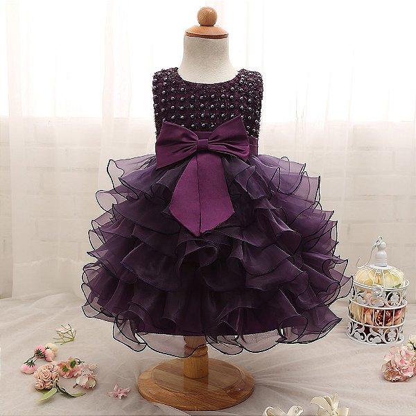 Vestido Rodado Princesa - 5 cores