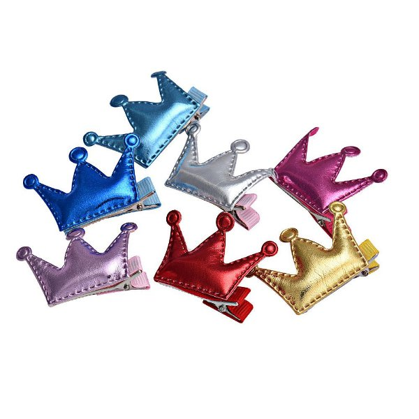 Presilha de Coroa - 7 cores