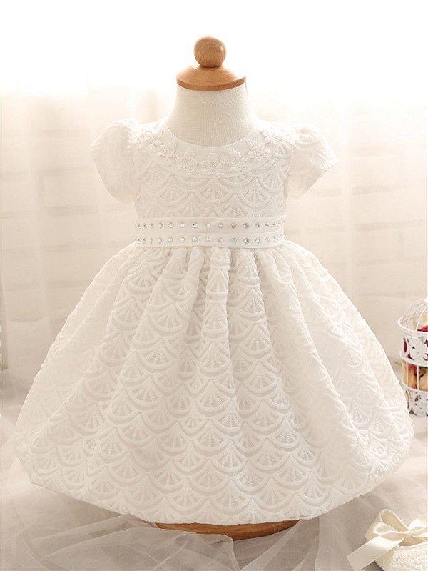 Vestido Clássico - 2 cores