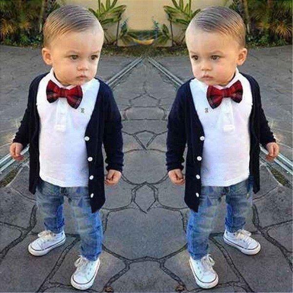 Conjunto Boy Fashionista