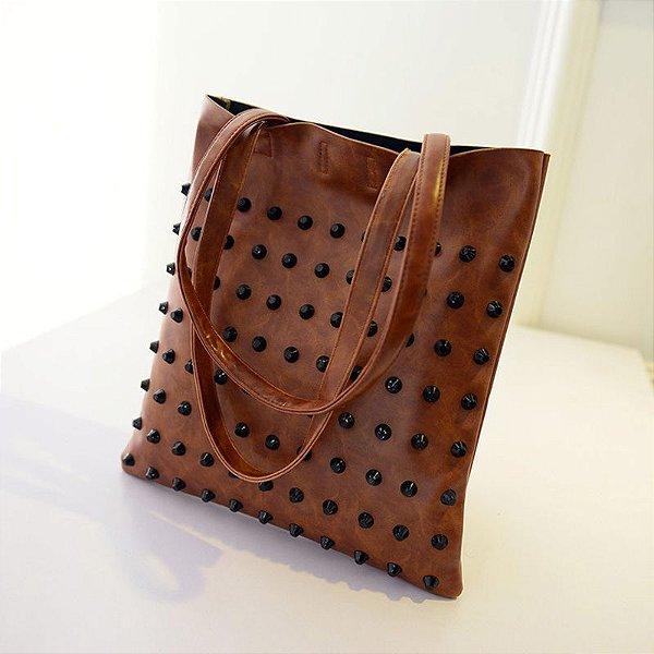 Bolsa Tote com Spikes - 5 cores