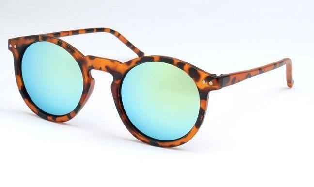 Óculos Espelhado Redondo