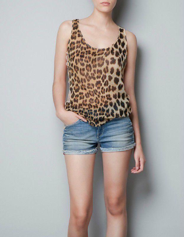Regata Leopard Print
