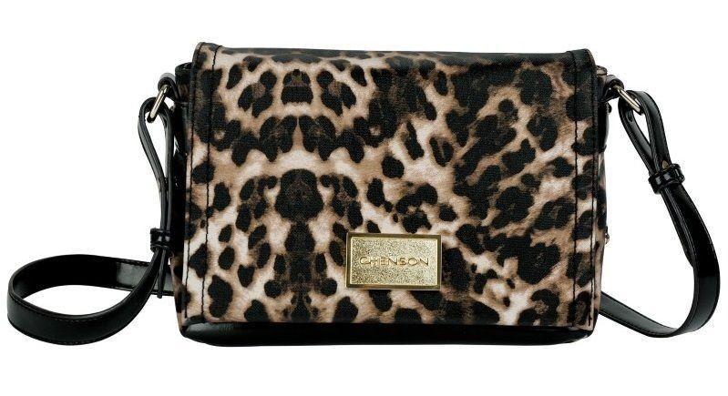 Bolsa Tira Colo Leopard Print