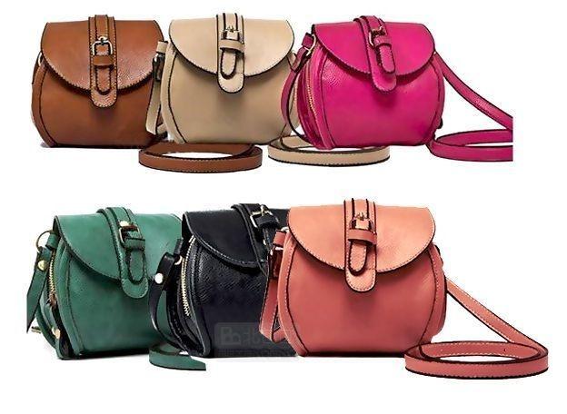 Bolsinha Saco - 6 cores