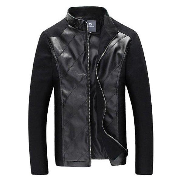 Jaqueta de Couro Style - 3 cores