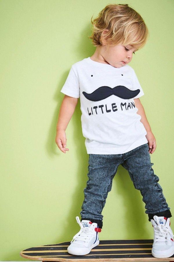 Camiseta Little Man