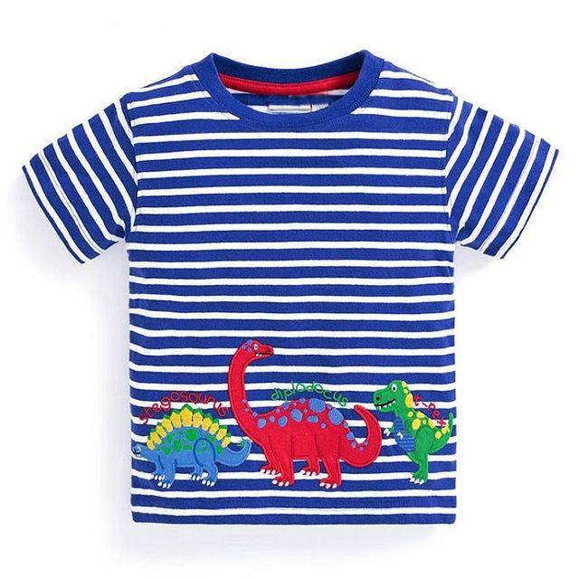 Camiseta Dinossaurinhos