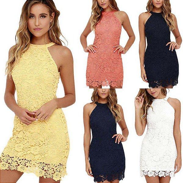Vestido Lacey - 6 cores