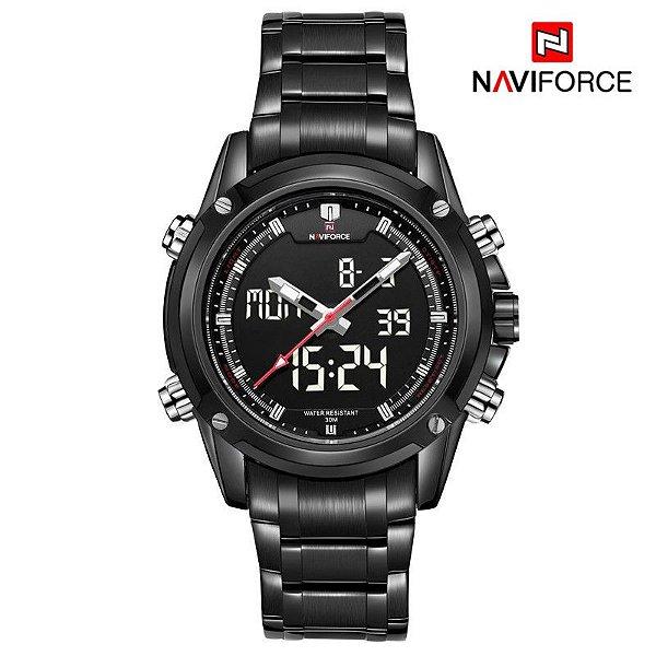 Relógio Sport NAVIFORCE - 4 cores
