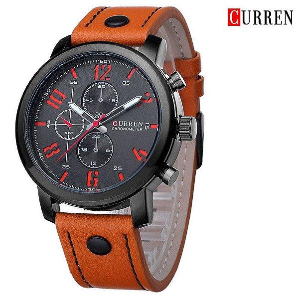 Relógio CURREN - 3 cores