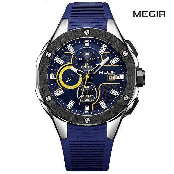 Relógio Esportista MEGIR - 4 cores
