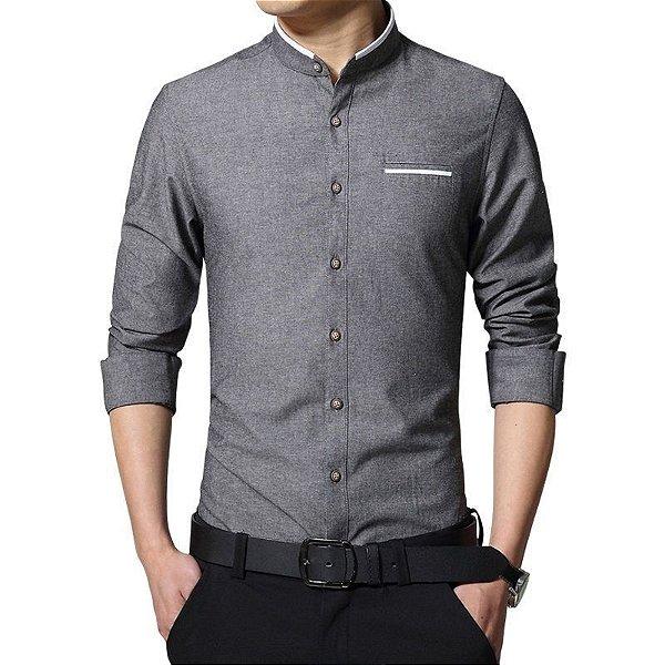 Camisa Social - 5 cores