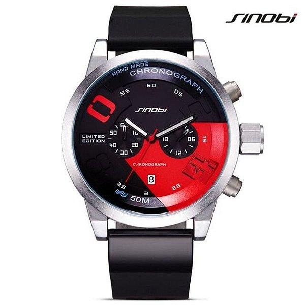Relógio Energy SINOBI - 4 cores