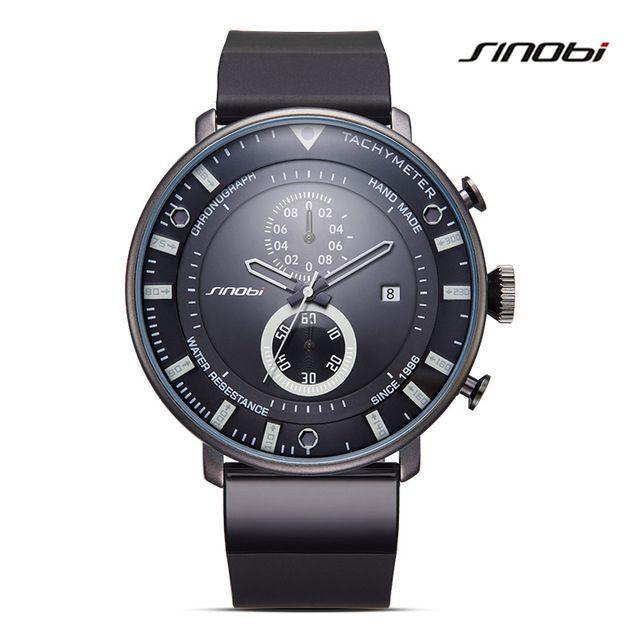 Relógio Modern SINOBI - 2 cores