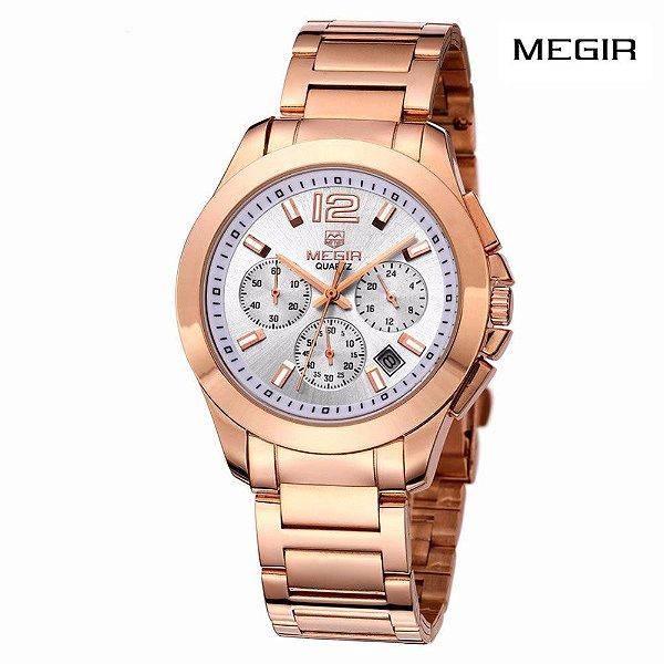 Relógio Clássico MEGIR