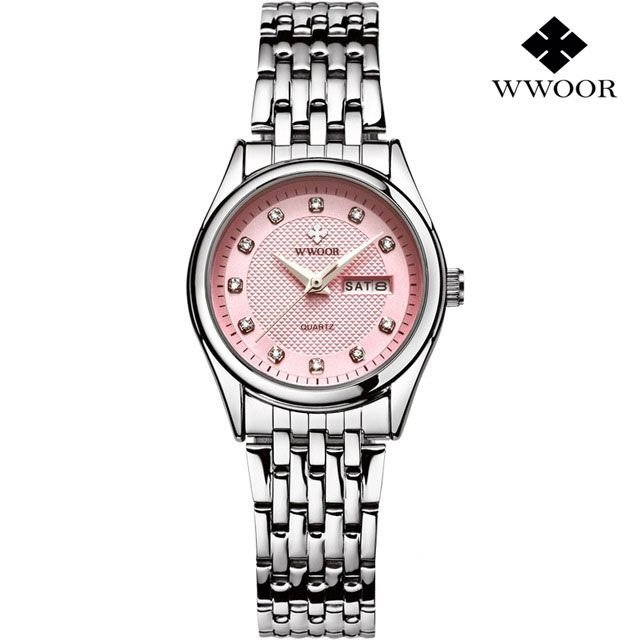 Relógio French WWOOR - 3 cores