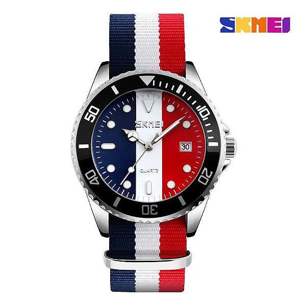 Relógio British SKMEI