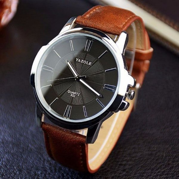 Relógio Posh YAZOLE - 4 cores