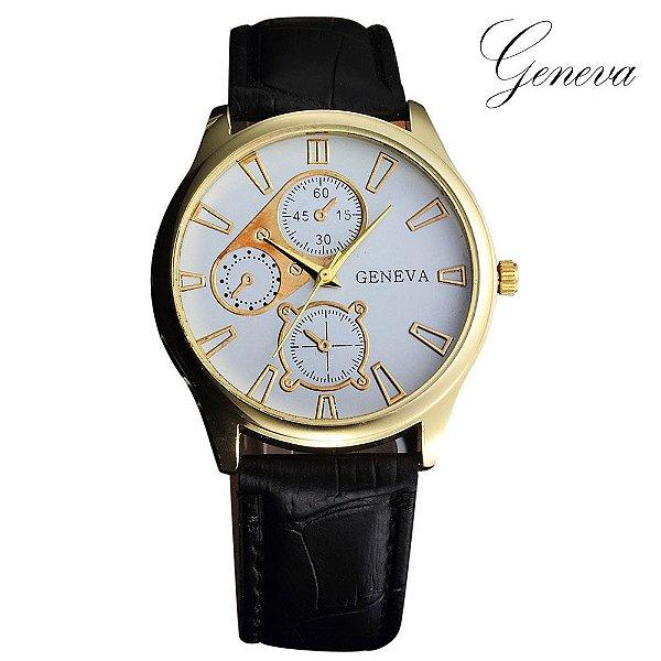 528a1ce42d5 Relógio Retro Geneva - 6 cores - MANDORAS