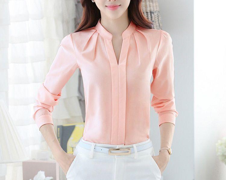 Blusa Elegante - 3 cores