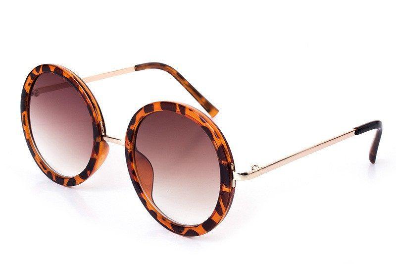 Óculos de Sol Redondo Oncinha