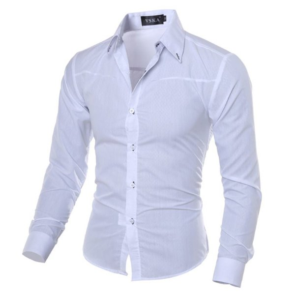 Camisa Glaze Branca