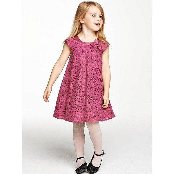 Vestido Lace Pink