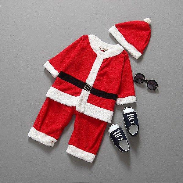 Conjunto Papai Noel