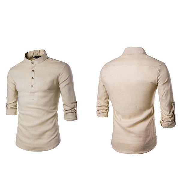 Camisa Linho - 6 cores