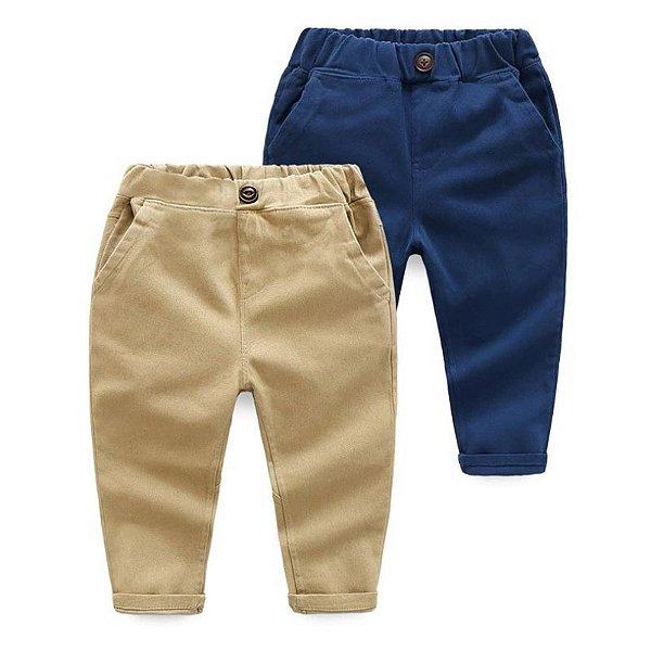 Calça Boy - 2 cores