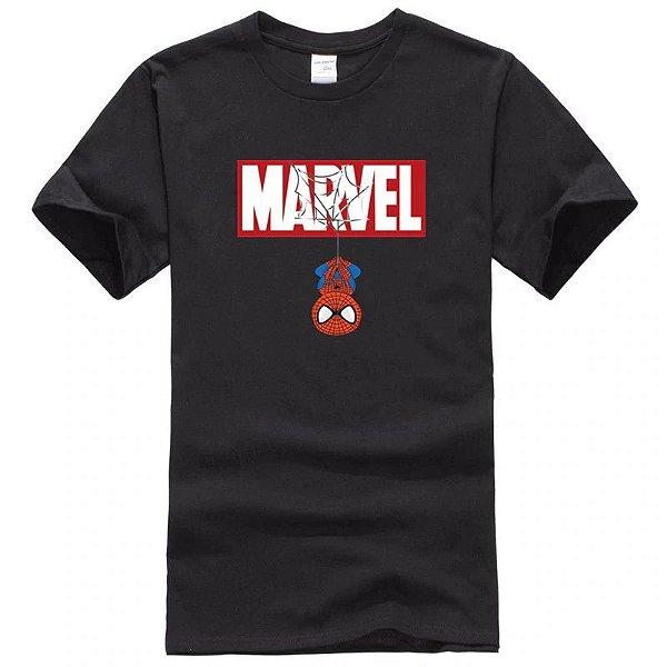 Camiseta Spider - 3 cores