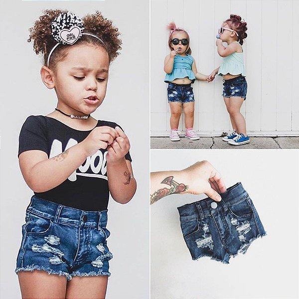 Short Jeans Kids