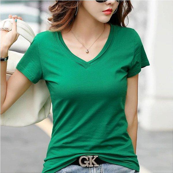 T-shirt Clássica - 5 cores
