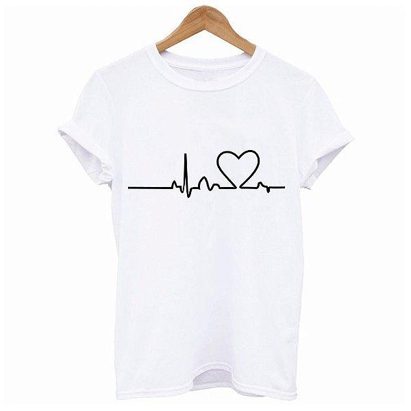 T-shirt Batimentos - 2 cores