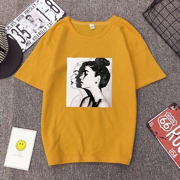 T-shirt Woman - 7 cores