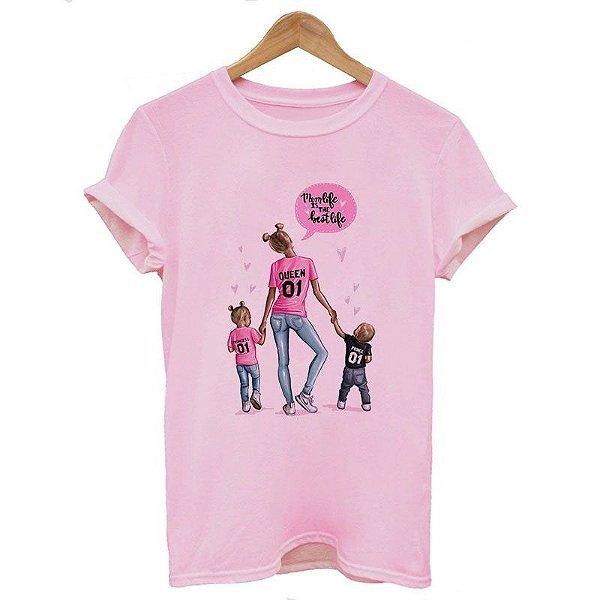 T-shirt Mãe - 2 cores