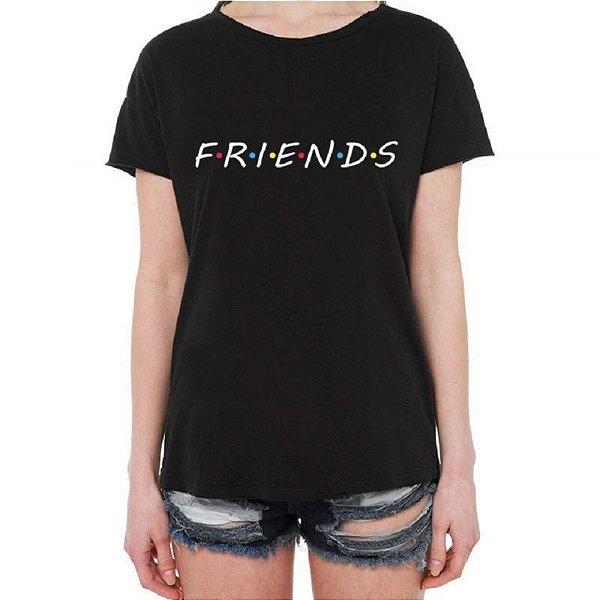 T-shirt Friends - 3 Cores